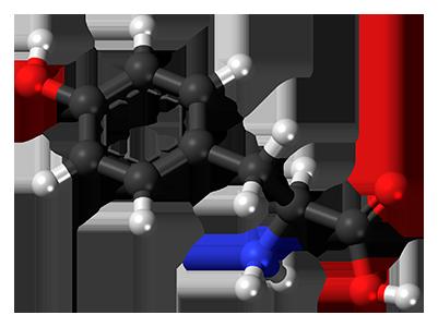 L-Tyrosine molecuul